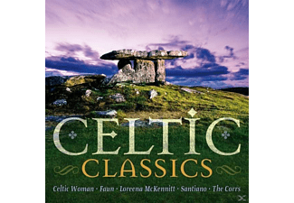 VARIOUS - Celtic Classics [CD]