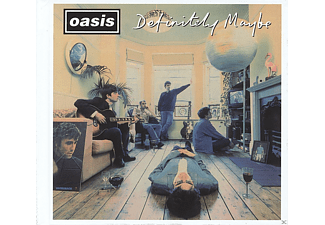 Oasis - Definitely Maybe(Remastered)Deluxe Edition [CD]
