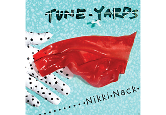 Tune-yards - Nikki Nack [CD]