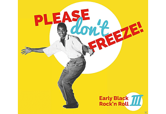 Various - Please Don't Freeze [CD]