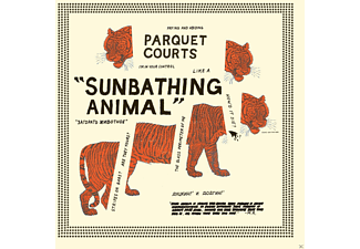 Parquet Courts - Sunbathing Animal (CD)