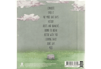 This Wild Life - Clouded - (CD)