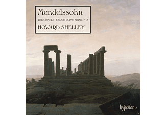 Shelley Howard - Die Klavierwerke Vol.2 [CD]