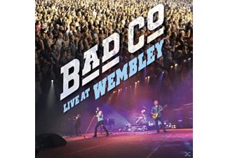 Bad Company - Live At Wembley - (Vinyl)