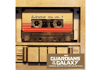 Guardians Of The Galaxy: Awesome Mix Vol. 1 | CD