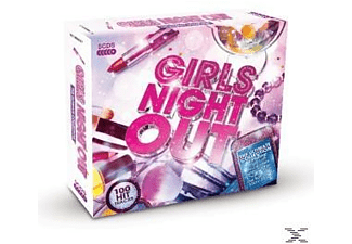VARIOUS - Girls Night Out-Ultimate Collection - (CD)