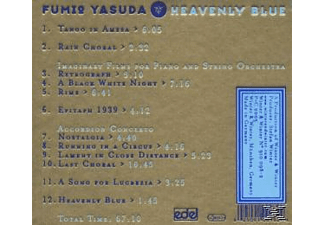 Fumio Yasuda - Heavenly Blue - (CD)