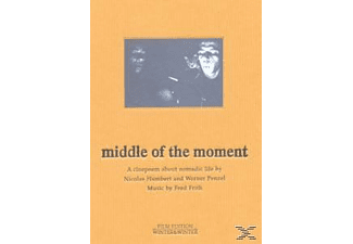 Aghali ag Rhissa, Robert Lax, Johann le Guillerm - Middle of the Moment [DVD]