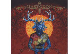 Mastodon - Blood Mountain - (CD)