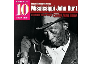Mississippi John Hurt - Best Of Rounder: Candy Man Blues - (CD)
