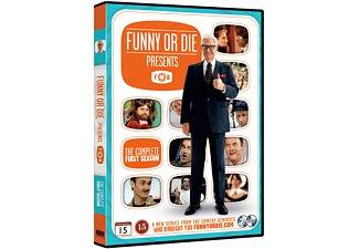 Funny or Die Presents S1 Komedi DVD