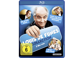 Louis de Funes Collection [Blu-ray]