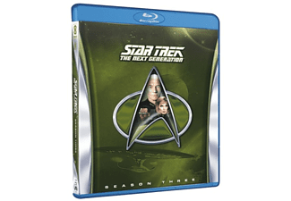 Star Trek: The Next Generation S3 Science Fiction Blu-ray