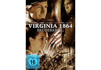 VIRGINIA 1864 - BRUDERKRIEG [DVD]