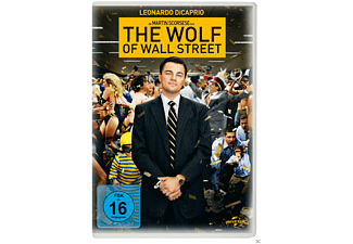 The Wolf of Wall Street - (DVD)