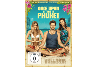 Once upon a Time in Phuket - Sonne, Strand und Schreibblockade [DVD]