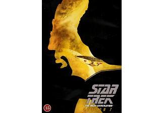Star Trek: The Next Generation S7 DVD
