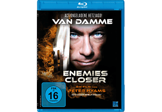 Enemies Closer - Bad Country - (Blu-ray)