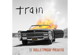 Train - Bulletproof Picasso - (CD)
