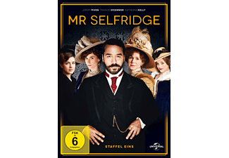 Mr. Selfridge - Staffel 1 [DVD]