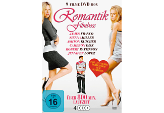 Valentine Romantik Filmbox [DVD]