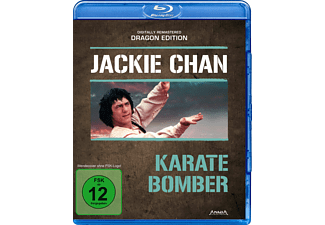 Karate Bomber (Dragon Edition) [Blu-ray]
