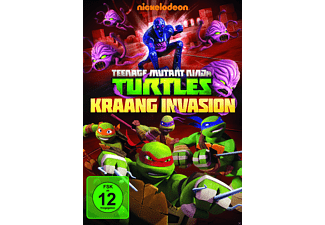 Teenage Mutant Ninja Turtles - Kraang Invasion - (DVD)