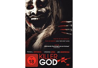 Killer God - (DVD)