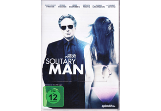 SOLITARY MAN - (DVD)