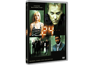 24 S3 Thriller DVD