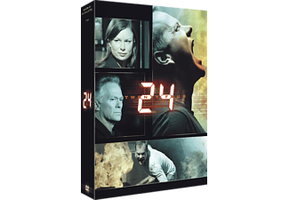 24 S6 Thriller DVD