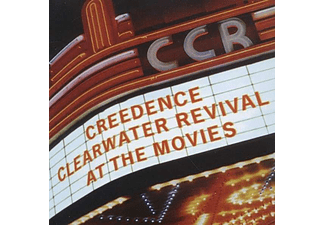 Creedence Clearwater Revival - At The Movies (CD)