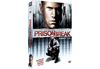 Prison Break S1 Thriller DVD