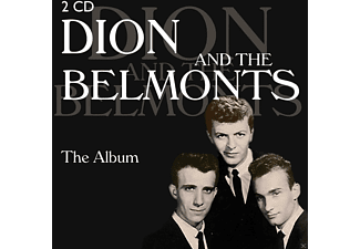 Dion, The Belmonts - Dion & The Belmonts-The Album [CD]