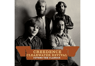 Creedence Clearwater Revival - Creedence Covers The Classics (CD)
