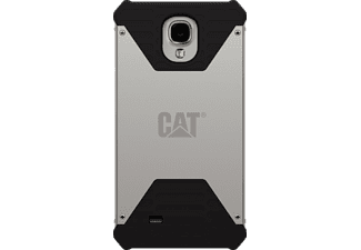 "CAT ""Active Signature"" Backcover Samsung Galaxy S4 Polycarbonat (PC) Schwarz"