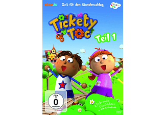 Tickety Toc - Teil 1 - (DVD)
