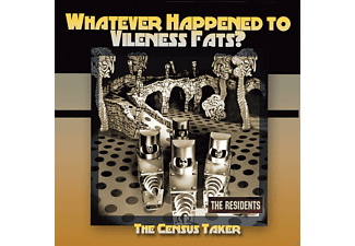 The Residents - Whatever Happened To Vileness Fats? - (CD)