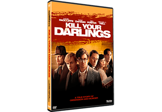 Kill Your Darlings Drama DVD