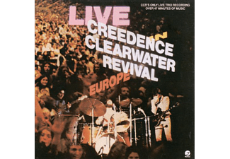 Creedence Clearwater Revival - Live In Europe (CD)
