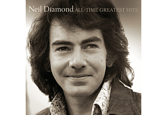 Neil Diamond - All-Time Greatest Hits [CD]