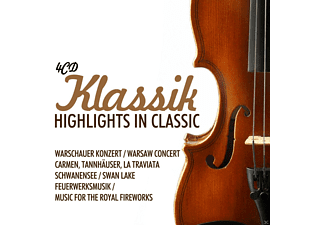 VARIOUS - Klassik - Highlights In Classic [CD]