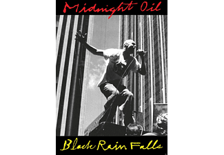 Midnight Oil - Black Rain Falls - (DVD)