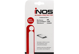INOS Screen Protector Apple iPhone 4/4S Tempered Glass 9H 0.3mm (1 τεμ)