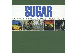 Sugar - Complete Recordings 1992-1995 (5cd-Set) [CD]