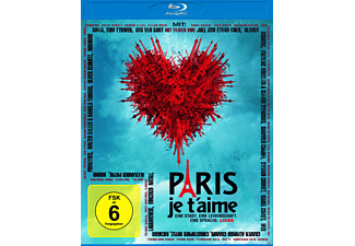 Paris Je T'aime - (Blu-ray)