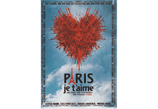 Paris je t'aime [DVD]