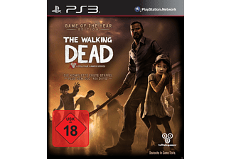 The Walking Dead (Game of the Year Edition) [PlayStation 3]