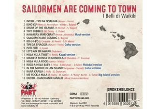 I Belli Di Waikiki - Sailormen Are Coming To Town [CD]