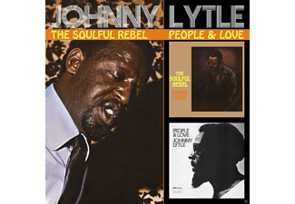 Johnny Lytle - Soulful Rebel / People & Love - (CD)